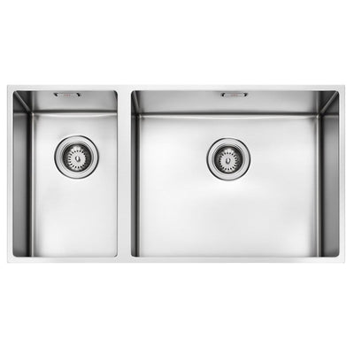 ARCHANT ROBIQ STAINLESS STEEL SINK INSERT 500/250-15 LH