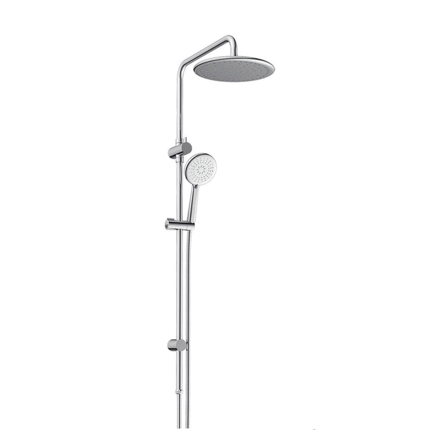 ASTRO TWIN RAIL SHOWER COLUMN - 3 COLOURS