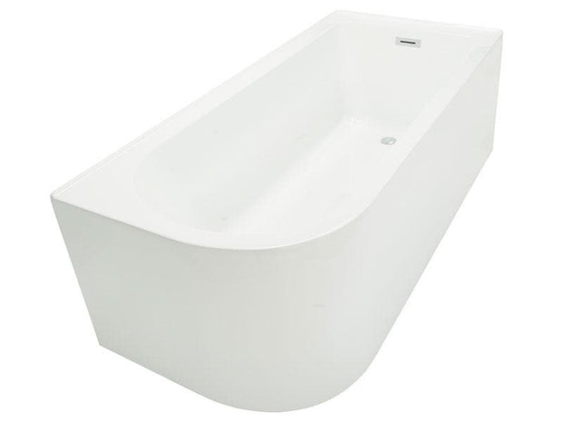 WATERWARE BTW FREESTANDING CORNER BATH 1650X750MX560MM