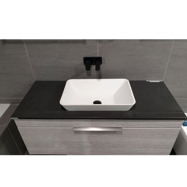 CUBE INSET BASIN - 2 COLOURS