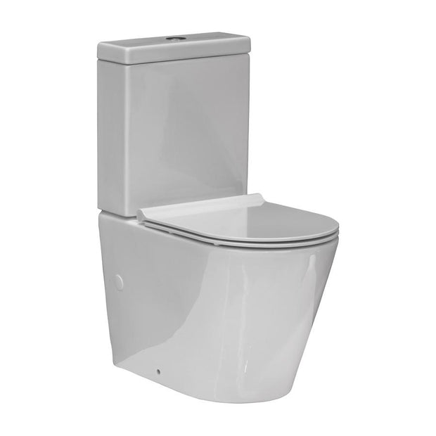 ELITE VERSO BTW RIMLESS TOILET