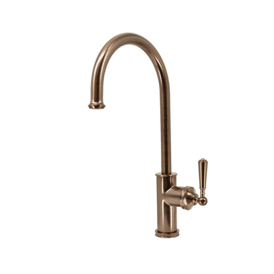 ROMAN GOOSENECK KITCHEN MIXER 3 COLOURS