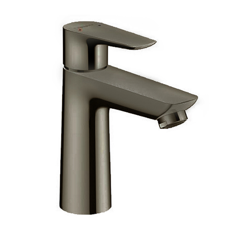 Hervorragend HANSGROHE TALIS E 110 BASIN MIXER GUN METAL – Elite Bathroomware PA55