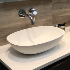 ELITE CERVO 2.0 OVAL BASIN 530X350X130MM 2 COLOURS