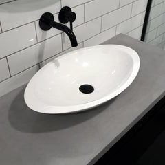 ELITE CENO QUARTZ BASIN 600X350X105MM 2 COLOURS