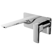 CODE WALL MOUNTED BASIN MIXER - 3 COLOURS