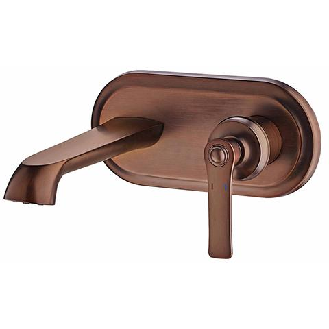 LIBERTY WALL BASIN MIXER - 2 COLOURS