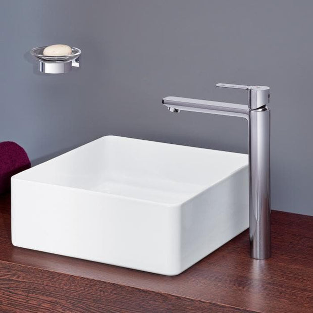 GROHE LINEARE BASIN MIXER CHROME - 3 OPTIONS