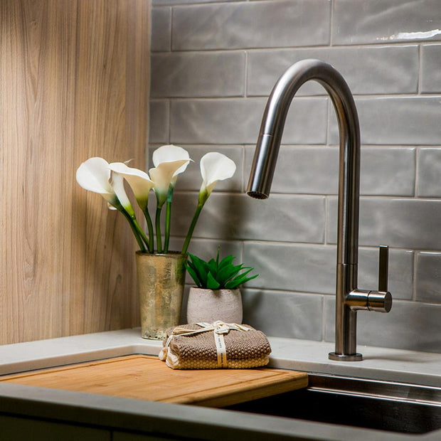 GREENS LUXE PULLOUT SINK MIXER 3 COLOURS