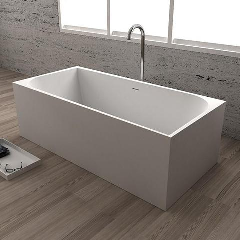 RIO 1700 STONE FREESTANDING BATH - 1 ONLY EX DISPLAY