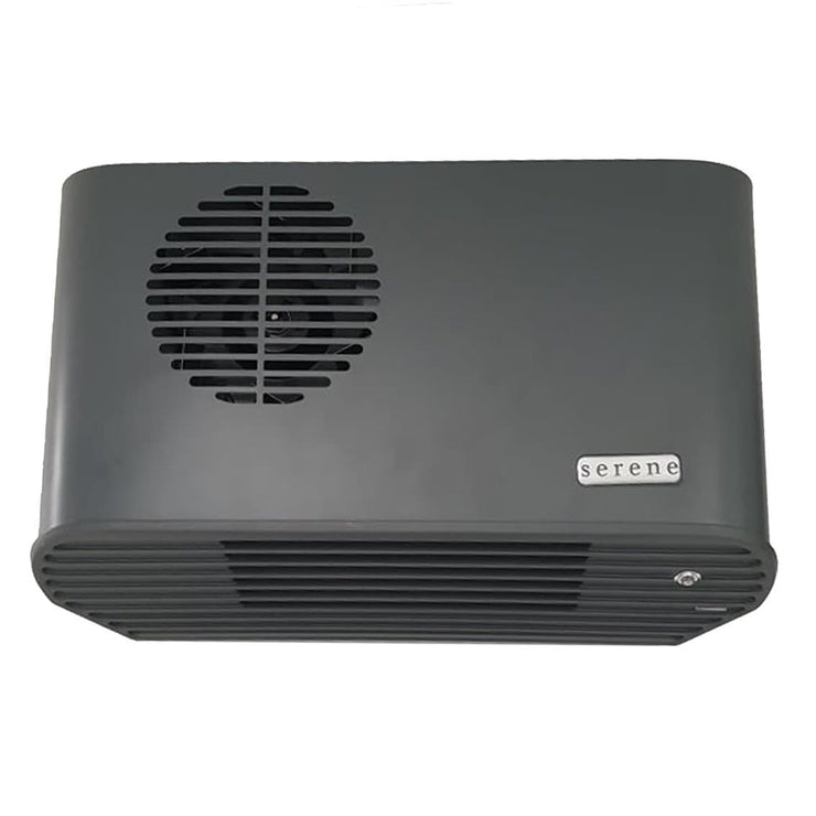 SERENE ALL METAL HEATER S2088 3 COLOURS