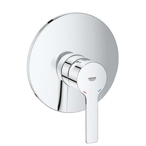 GROHE LINEARE SHOWER MIXER WITH VALVE