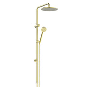 TEXTURA TWIN RAIL SHOWER COLUMN - 3 COLOURS
