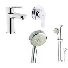 GROHE BAUEDGE TAPWARE PACKAGE
