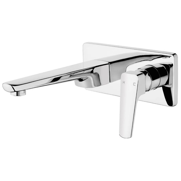 ECLIPSE WALL BASIN MIXER