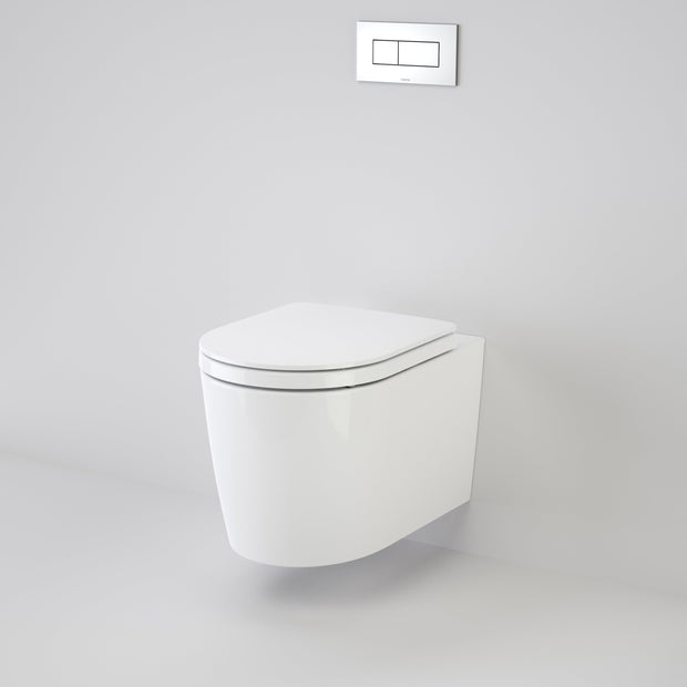 CAROMA LIANO CLEANFLUSH WALLHUNG TOILET SUITE