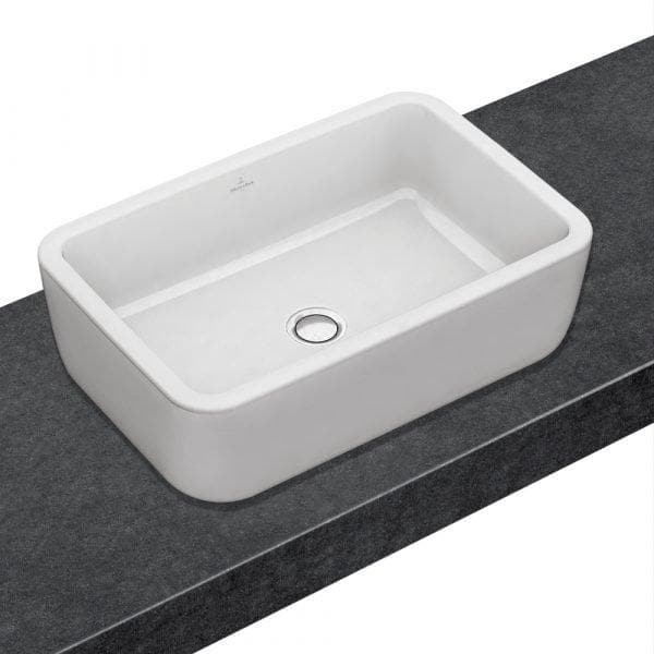 VILLEROY & BOCH ARCHITECTURA SURFACE MOUNTED BASIN 60X40CM