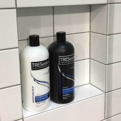 ATLANTIS TILE-OVER SHELF