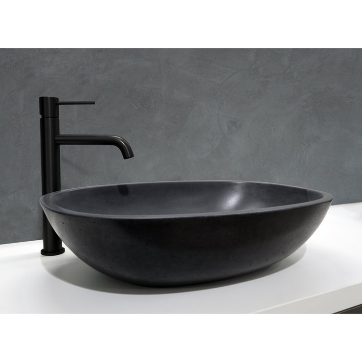 concrete vanity basins
