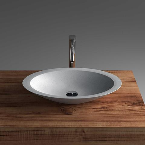 ELITE CENO QUARTZ GREY BASIN