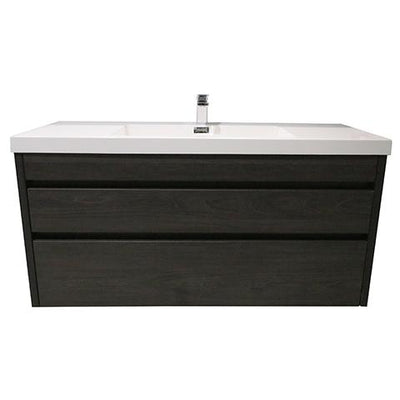 ELITE CUBE 1200 2 DRAWER WALL HUNG STOCK VANITY & TOP