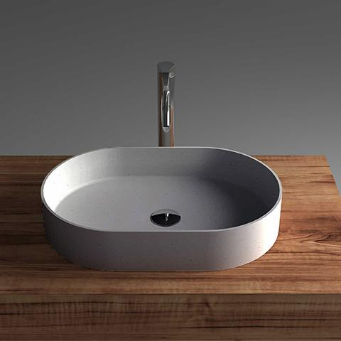 ELITE HALO QUARTZ GREY BASIN