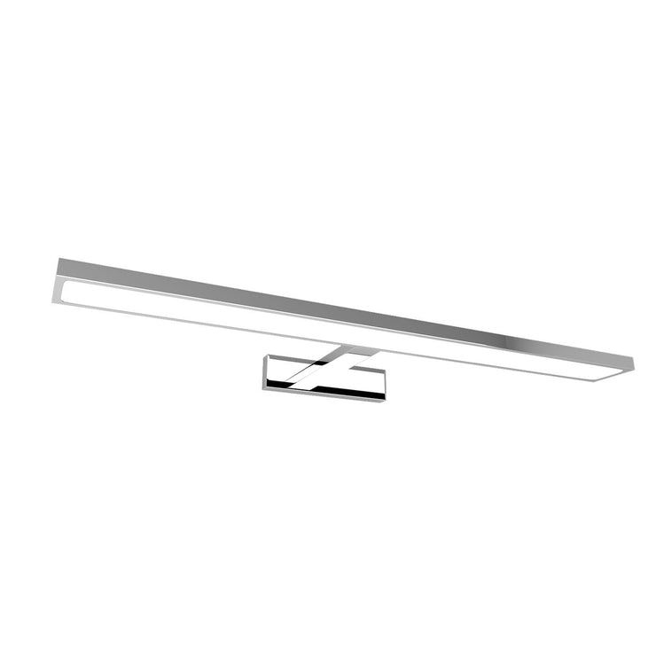 STARK LED MIRROR WALL LIGHT EXTENDED CHROME 2 SIZES