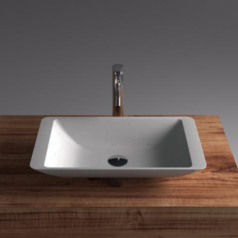 ELITE TESINO QUARTZ GREY BASIN