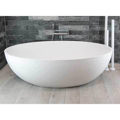 ELITE VARANO QUARTZ FREESTANDING BATH