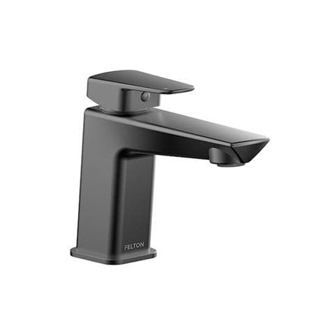 FELTON AXISS BASIN MIXER BLACK