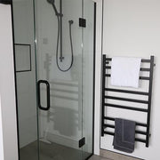 FRAMELESS GLASS SHOWER - ALCOVE