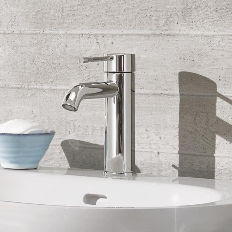 GROHE ESSENCE BASIN MIXER CURVED