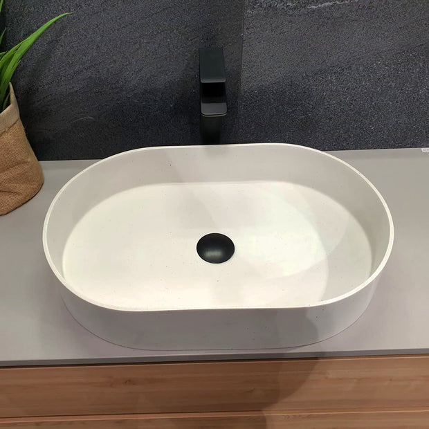 ELITE GREY QUARTZ BASIN 3 STYLES
