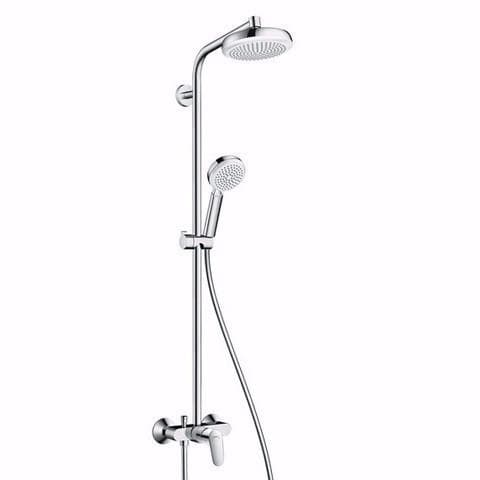 Incroyable HANSGROHE FOCUS RAIN SHOWER COLUMN
