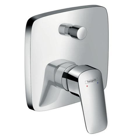 HANSGROHE LOGIS DIVERTER MIXER WITH IBOX