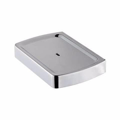 MIXX SOAP DISH CHROME
