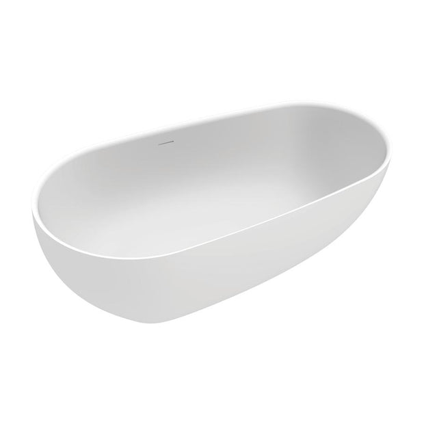NIAGARA EGG FREESTANDING BATH MATTE WHITE 1690MM