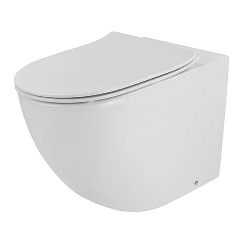 ELITE ZEN FLOORSTANDING INWALL TOILET SUITE