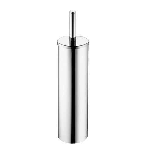 SWISS TOILET BRUSH & HOLDER STAINLESS STEEL