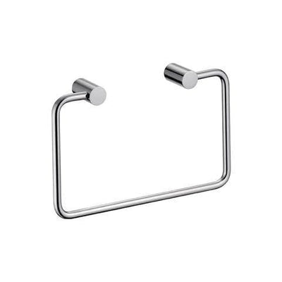 SWISS TOWEL RING STAINLESS STEEL