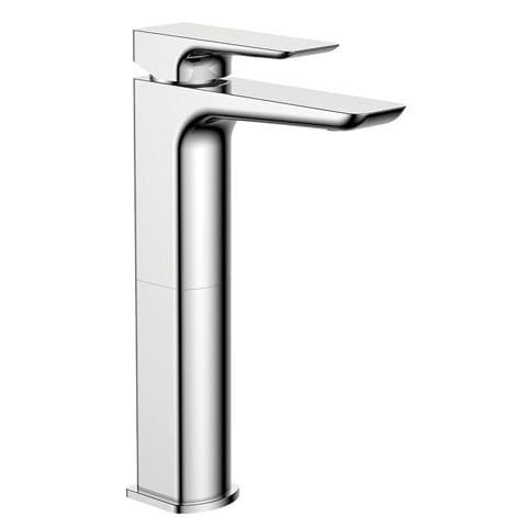PLUMBLINE COMO VESSEL BASIN MIXER CHROME