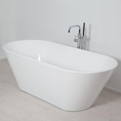 PLUMBLINE EVO FREESTANDING BATH 1670X750X600MM