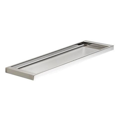 PLUMBLINE METRO SHOWER TRAY CHROME