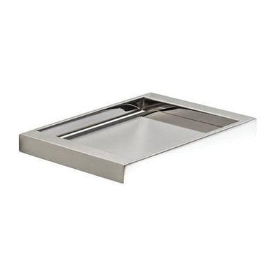 PLUMBLINE METRO SOAP DISH CHROME