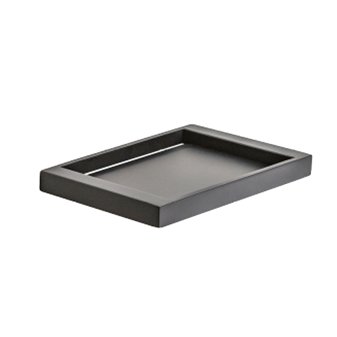 PLUMBLINE METRO SOAP DISH MATT BLACK