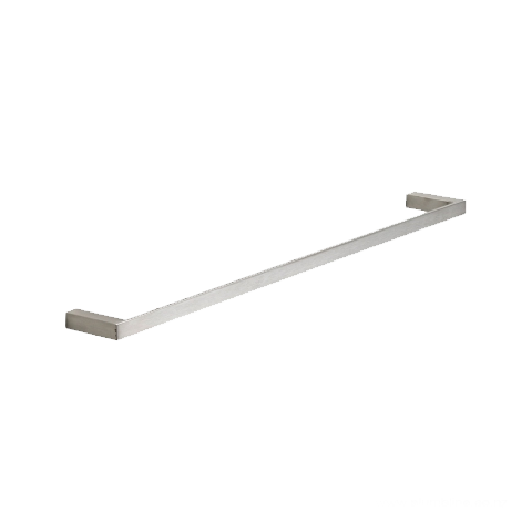 PLUMBLINE METRO TOWEL RAIL 620MM BRUSHED STAINLESS STEEL