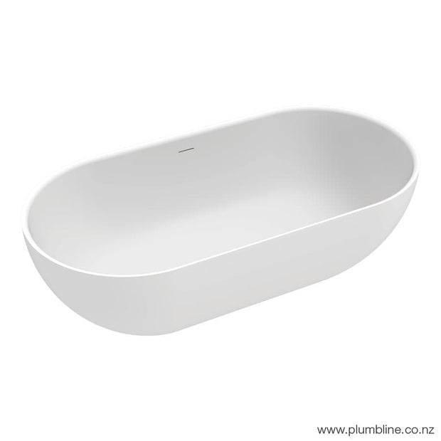NIAGARA BELLE FREESTANDING BATH MATTE WHITE - 2 SIZES