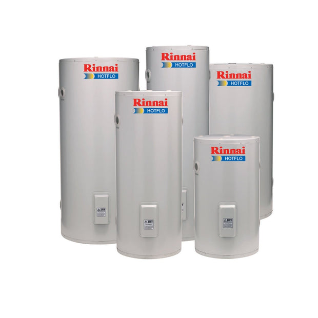 RINNAI HOTFLO HOT WATER CYLINDER RANGE