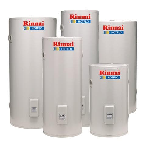 RINNAI HOTFLO HOT WATER CYLINDER 135 LITRE 2KW