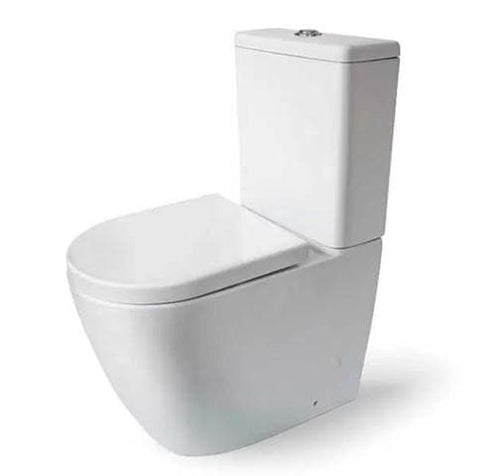 TALA BTW RIMLESS FLUSH TOILET SUITE